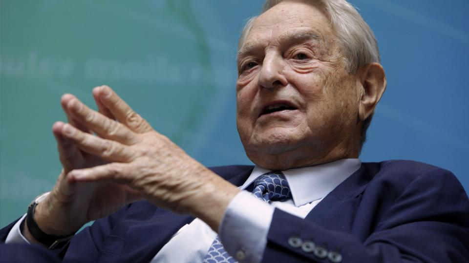 The Simple Reason George Soros Is So Bearish Today
