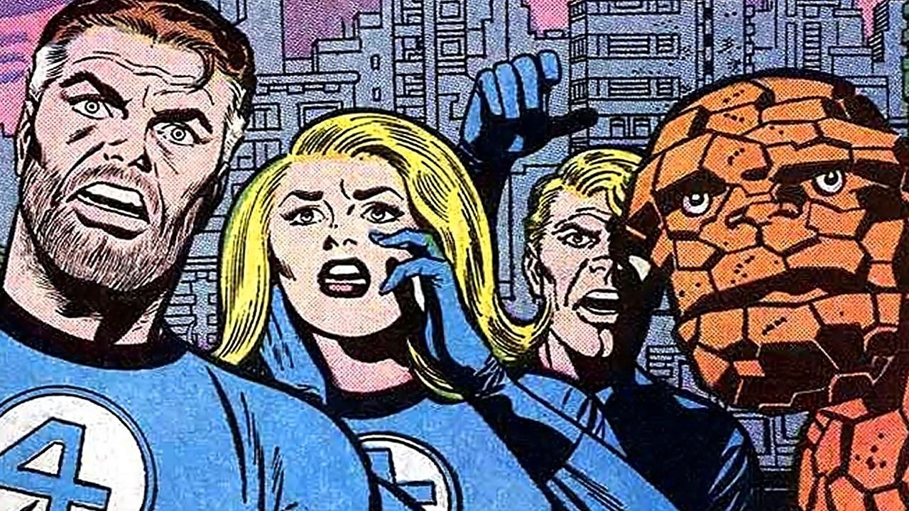 The Fantastic Four That Make FANG Look Tame